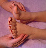 Reflexology for Fertility and Pregnancy. Small image 2 of feet